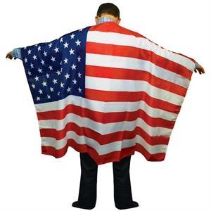 3' X 5' USA Spirit Body Flag