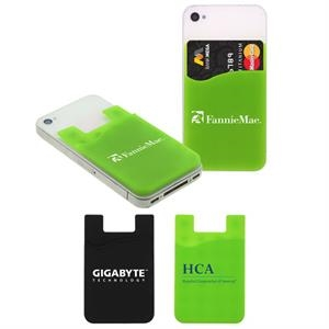 Suction Reusable SmartPhone Wallet