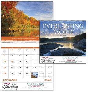 Everlasting Word with Funeral Pre-Planning Form Calendar