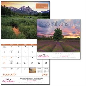 Stapled Inspirations for Life Appointment Calendar