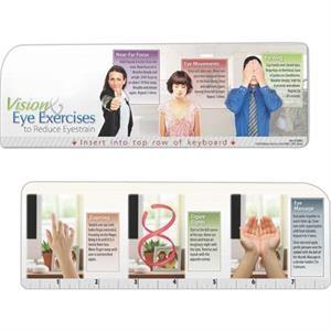 Keyboard Wiz (TM) - Vision and Eye Exercises