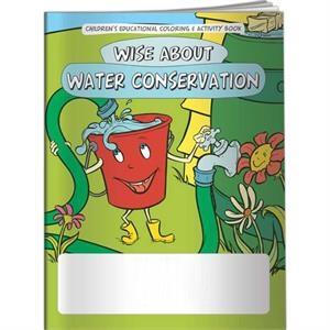 Coloring Book - Water Conservation