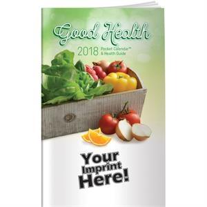 2018 Pocket Calendar (TM) - Good Health