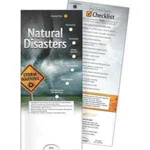 Pocket Slider (TM) - Natural Disasters