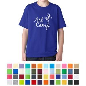 Gildan (R) Youth Heavy Cotton (TM) T-Shirt