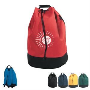 Bucket Bag Drawstring Backpack