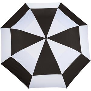 "58\"" Slazenger, 2 Section Auto Open, Golf Umbrella"