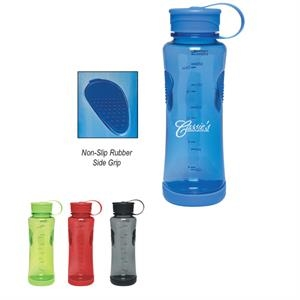 22 Oz. Tritan Gripper Bottle