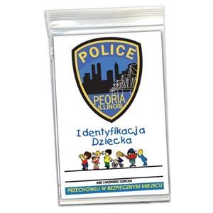 Child ID Kit Polish Digital