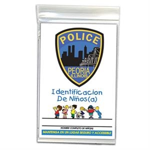 Child ID Kit Spanish Digital