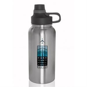 35 oz. Belarus Vacuum Stainless Steel Water Bottle