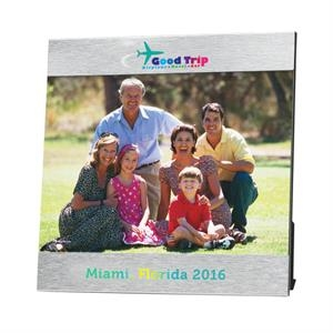 "4"" x 6\"" Aluminum Photo Frame"