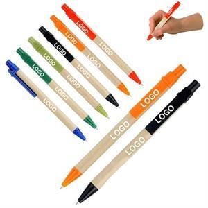 Classic Eco-friendly Craft Paper Pen