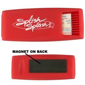 Bandage Dispenser with Magnet
