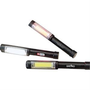 Roadside Safety Pen Shape COB Flashlight