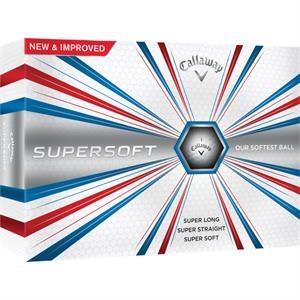 Callaway Super Soft Golf Ball (Factory Direct)
