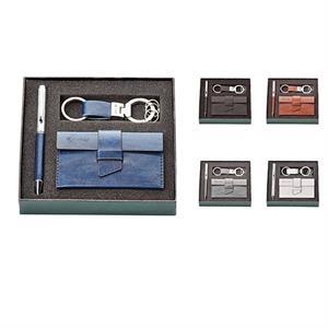 Fabrizio Pen, Key Ring & Card Case Set