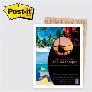 Post-it(R) Poster Paper