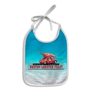 Polyester Lobster Bib, Sublimated