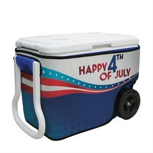 40 quart wheeled cooler Rappz Kit