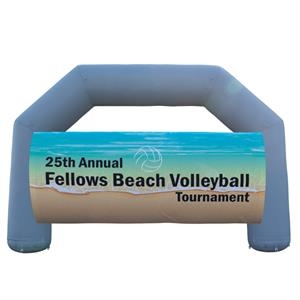 JumboArch Inflatable Replacement Top Wrap Graphic