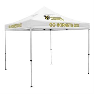 Deluxe 10 x 10 Event Tent Kit w/Vented Canopy (3 Locations)