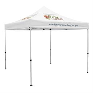 Premium 10 x 10 Event Tent Kit w/Vented Canopy (3 Locations)