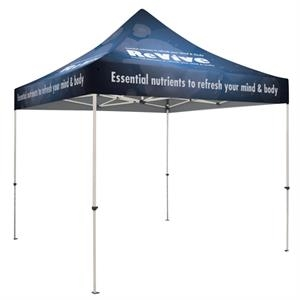 ShowStopper Standard 10-ft Square Tent Dye-Sublimation