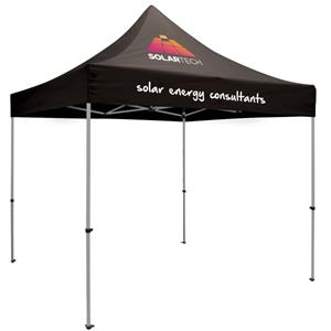 Premium 10 x 10 Event Tent Kit (Full-Color, 2 Locations)