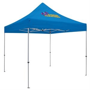 24 Hour Quick Ship Deluxe 10' Tent (Full-Color 1 Location)