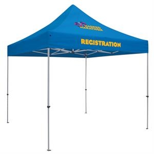 24 Hour Quick Ship Deluxe 10' Tent (2 Locations)