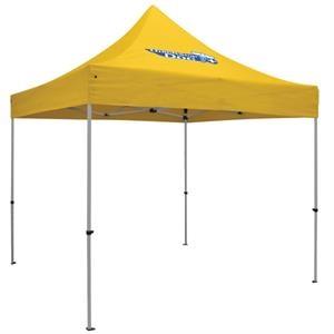 24 Hour Quick Ship Premium 10' Tent (Full-Color 1 Location)