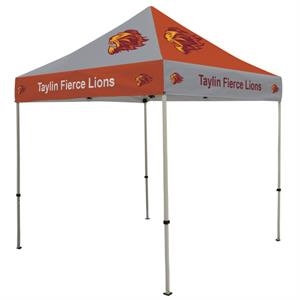 Deluxe 8 x 8 Event Tent Kit (Fullcolor Sublimation)