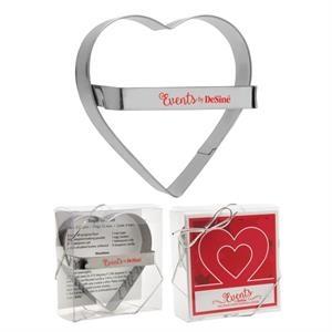 Metal Heart Cookie Cutter