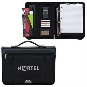 Zippered Notepad Binder
