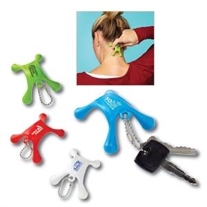 Mini-Massager Keychain