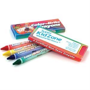 Color-Brite Crayons