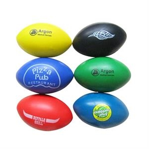 Custom Rugby Football Stress Reliever