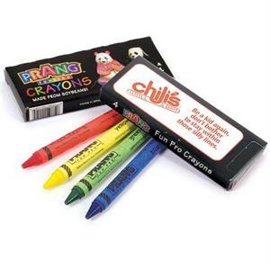 Prang Fun Pro Crayons-Closeout
