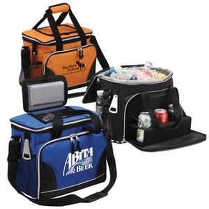 24-Pack cooler w/ Tray