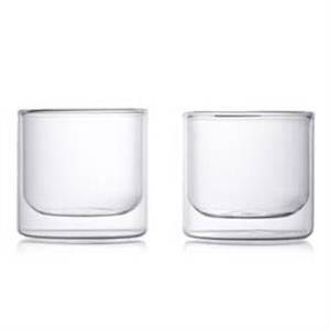 Double-Wall Whiskey Glass (Set of 2)
