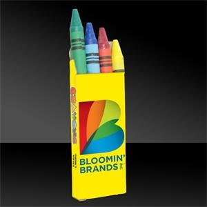 Crayon 4 Packs