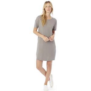 Straight Up Cotton Modal T-Shirt Dress