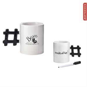 Kikkerland Hashtag Mug