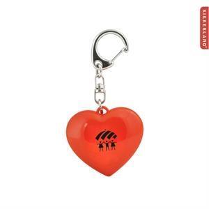 Kikkerland Heart LED Keychain