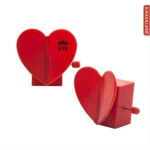 Kikkerland Wind Up Flapping Heart