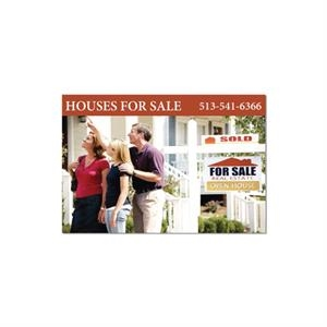 """36"""" x 24"""" Real Estate Sign Insert"""