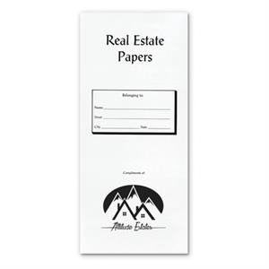 Stock Document Pouches
