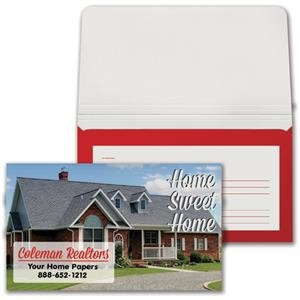Custom Printed Document Pouches
