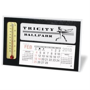 Window Thermometer  Desk Calendar